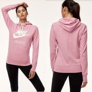 NIKE (Aritzia) gym rat vintage hoodie